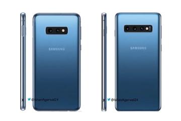 Đây là cấu hình chi tiết hoàn chỉnh của bộ ba Samsung Galaxy S10
