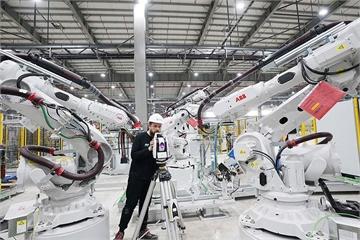 Từ trung tâm công nghiệp Hải Phòng, ô tô Việt sẽ xuất khẩu đi khắp thế giới