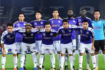 Lịch thi đấu play-off Champions League Châu Á: Hà Nội FC vs Sơn Đông Lỗ Năng