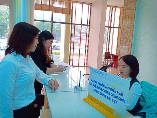 Bắc Ninh: Sẽ thí điểm đặt Bộ phận Một cửa tại điểm giao dịch Bưu điện | Bưu điện Việt Nam triển khai các dịch vụ hành chính công tại Bắc Ninh