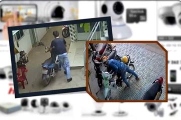 Đề xuất cho các ngân hàng lắp camera giấu kín theo dõi tội phạm