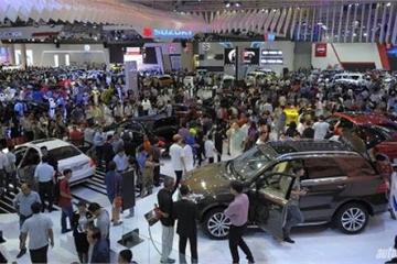 Thị trường ô tô Việt Nam có thể biến động mạnh khiến giá xe tăng