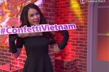 Tìm hiểu về Confetti Việt Nam, trò chơi trực tuyến xu hướng mới của Facebook