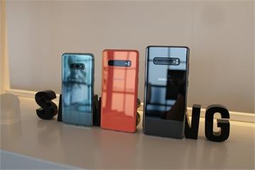 Samsung Galaxy S10e, S10 và S10+ chính thức ra mắt