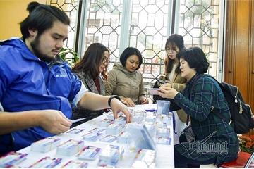 Báo chí quốc tế đăng ký tác nghiệp tại Hội nghị thượng đỉnh Mỹ - Triều qua mạng