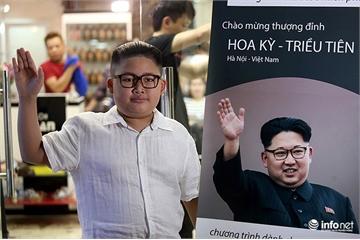 """Hà Nội: Hàng loạt mặt hàng """"ăn theo"""" sự kiện Thượng đỉnh Mỹ - Triều"""