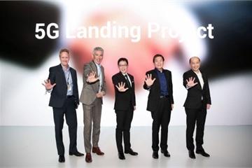 Oppo gây bất ngờ khi tiết lộ về smartphone 5G đầu tiên trên thế giới