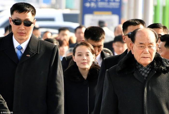 Người phụ nữ quyền lực 'như hình với bóng' cùng ông Kim Jong-un