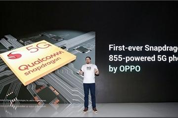 Theo đuổi công nghệ 5G, OPPO khẳng định đẳng cấp tiên phong