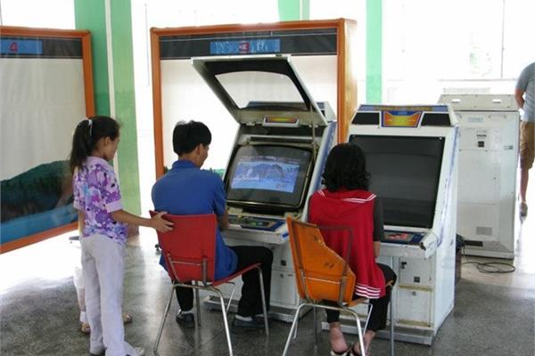 Bị hạn chế máy tính, Internet, người dân Triều Tiên chơi game gì?