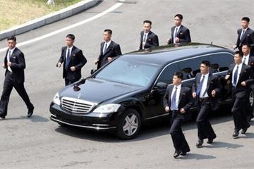 Hé lộ xuất thân bí ẩn của 12 vệ sĩ chạy bộ Triều Tiên: Nằm dưới sự chỉ huy trực tiếp của ông Kim Jong Un