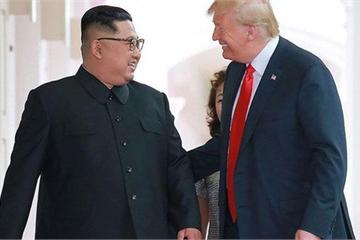 """Ông Trump dành lời khen ngợi Việt Nam và gọi ông Kim Jong Un là """"người bạn"""""""