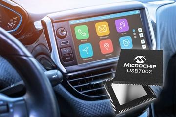 Tốc độ truyền dữ liệu trên xe hơi nhanh gấp 10 lần nhờ công nghệ mới của Microchip