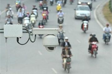 Bộ Công an lắp camera theo dõi vi phạm giao thông trên đường cao tốc và Quốc lộ 1