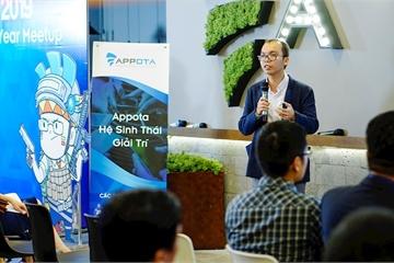 Appota chuyển hướng sang công ty công nghệ giải trí