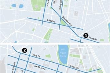 Hà Nội cấm những tuyến đường nào khi ông Kim Jong Un thăm VN?