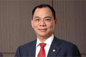 Vì sao tỷ phú Phạm Nhật Vượng rời ghế Chủ tịch HĐQT Vinhomes?