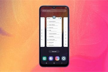 Samsung Galaxy A10 chính thức ra mắt, giá chưa tới 3 triệu đồng