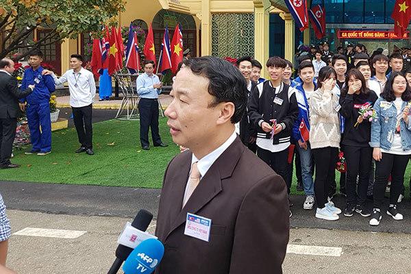 Điều bất ngờ về tàu bọc thép của ông Kim Jong-un từ Trung Quốc sang Đồng Đăng