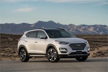 Hyundai Tucson và Elantra 2019 sắp ra mắt thị rường Việt Nam?