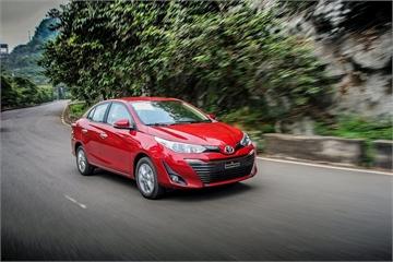 Toyota Việt Nam giảm giá Vios, Wigo và nhiều xe lắp ráp