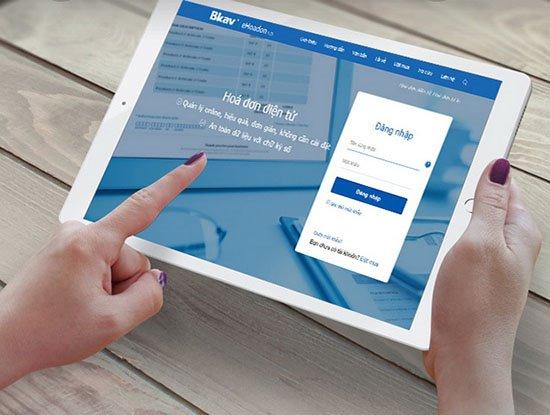 Phần mềm quản lý doanh nghiệp Arito tích hợp hóa đơn điện tử Bkav eHoadon