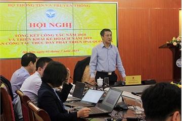 """Thứ trưởng Phạm Hồng Hải: """"Triển khai ứng dụng IPv6 là tạo nền tảng cho công cuộc chuyển đổi số"""""""