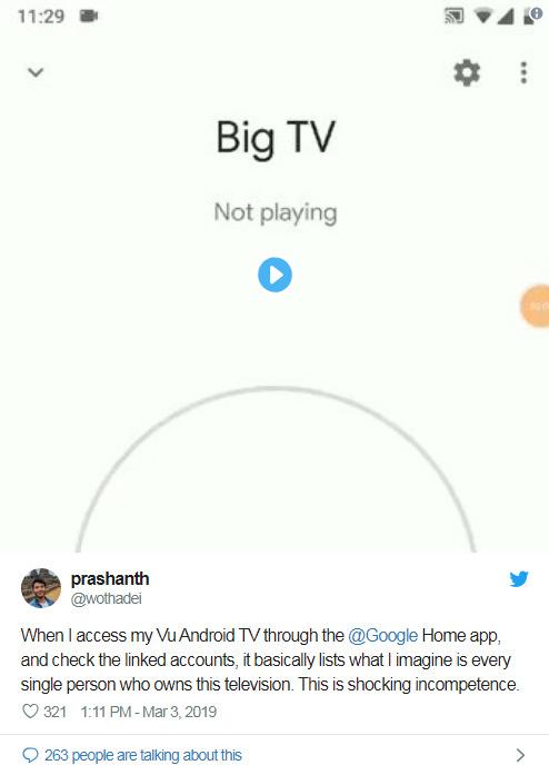 Google Photos mắc lỗi bảo mật nghiêm trọng trên Android TV