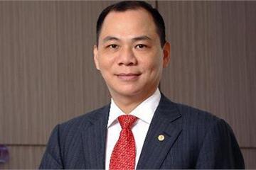 Ông Phạm Nhật Vượng có mặt trong danh sách tỷ phú của Forbes 7 năm liên tiếp