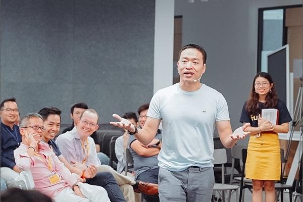 """CEO VNG Lê Hồng Minh: """"20 năm nữa, nhiều sáng tạo hiện nay đều có thể thực hiện bằng máy tính"""""""