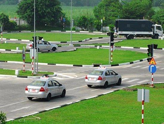 Thí điểm giám sát trực tuyến việc sát hạch lái xe tại Hà Nội, TP.HCM, Đà Nẵng, Hải Phòng