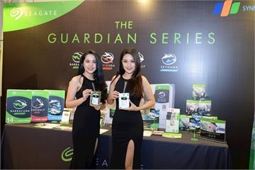 Seagate đã chọn Synnex FPT là nhà phân phối tại thị trường Việt Nam