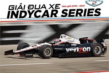 K+ mua bản quyền phát sóng giải đua xe bánh hở Indycar Series 3 mùa 2019 - 2021