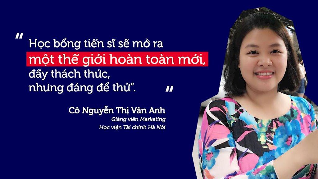 RMIT Việt Nam trao Học bổng Tiến sĩ 2019 dành riêng cho phụ nữ   2 nữ giảng viên Việt nhận Học bổng Tiến sĩ 2019 tại RMIT trị giá hơn 700 triệu đồng/suất   Học bổng Tiến sĩ tại RMIT tạo cơ hội nghiên cứu khoa học cho phụ nữ Việt Nam  