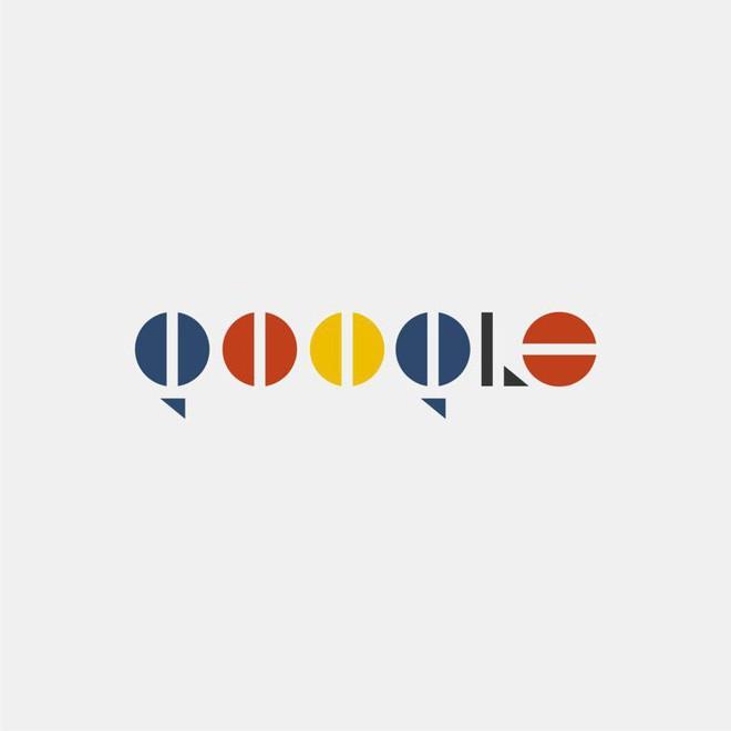 Liệu bạn có nhận ra logo của Apple, Android... được làm lại theo phong cách thiết kế 100 năm tuổi? - Ảnh 3.