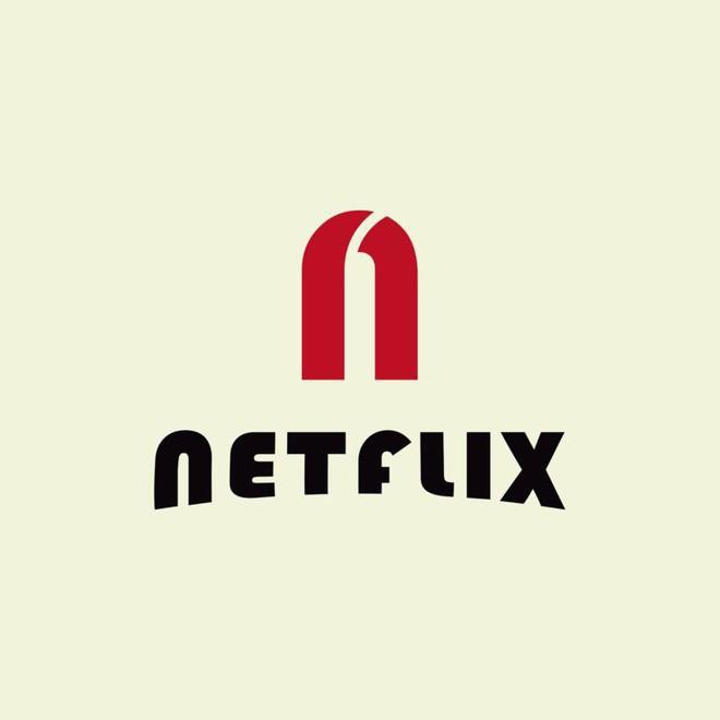 Liệu bạn có nhận ra logo của Apple, Android... được làm lại theo phong cách thiết kế 100 năm tuổi? - Ảnh 6.