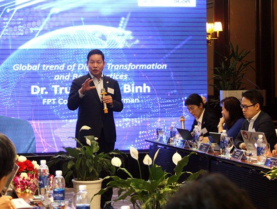 FPT tư vấn chuyển đổi số cho các doanh nghiệp tỷ USD của Nhật Bản