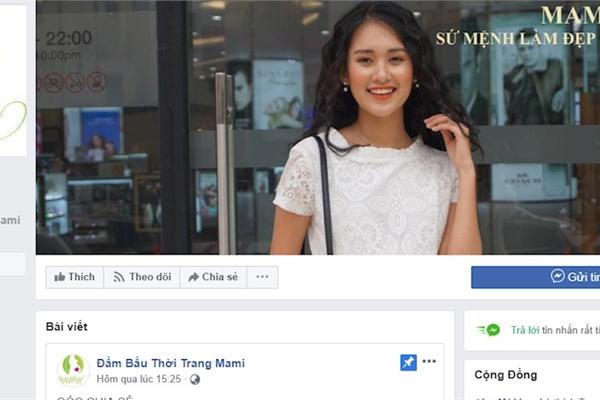 Tung tin sai về dịch tả lợn châu Phi trên Facebook, chủ shop Đầm bầu thời trang Mami sẽ bị phạt 20 triệu đồng