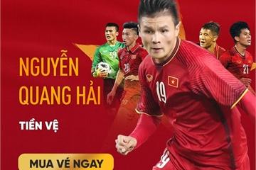 Địa chỉ xem trực tuyến U23 Việt Nam thi đấu tại vòng loại U23 châu Á 2020
