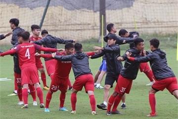 Lịch thi đấu U23 Châu Á vòng loại năm 2020 của Đội tuyển Việt Nam