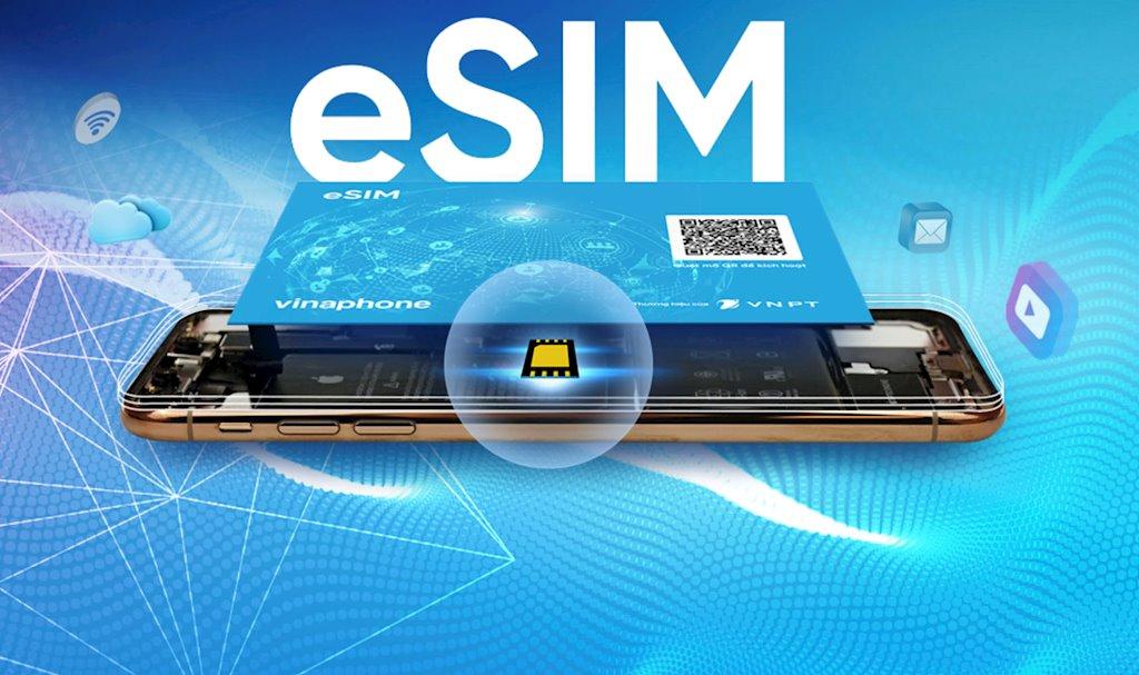 eSIM VinaPhone chính thức được cung cấp miễn phí trên toàn quốc từ 11/3   VinaPhone chính thức cung cấp eSIM miễn phí trên toàn quốc   Cung cấp miễn phí eSIM VinaPhone từ hôm qua