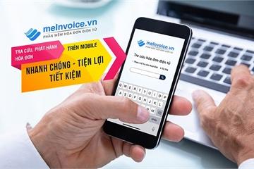 meInvoice.vn: Phần mềm hóa đơn điện tử hàng đầu Việt Nam