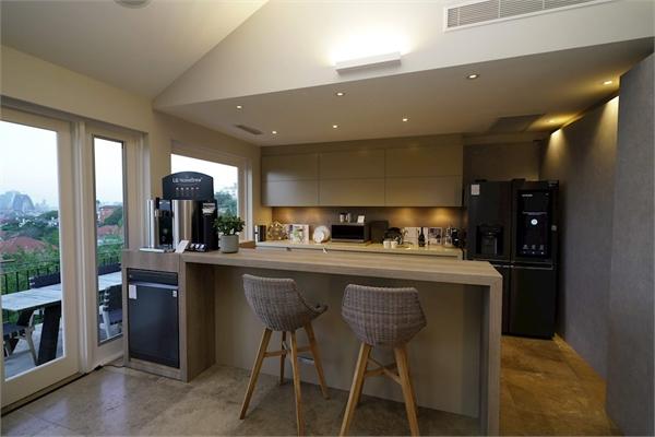 LG Home cho kết nối tự động hóa hỗ trợ công việc từ nhà bếp, phòng khách đến sân vườn