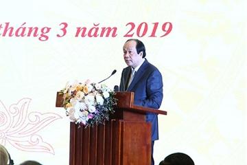 Văn phòng Chính phủ sẽ ưu tiên nguồn lực để triển khai Nghị quyết về Chính phủ điện tử