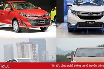 Top 10 xe bán chạy nhất Việt Nam: Toyota Vios ăn khách nhất, Kia và Mazda rơi khỏi Top 10