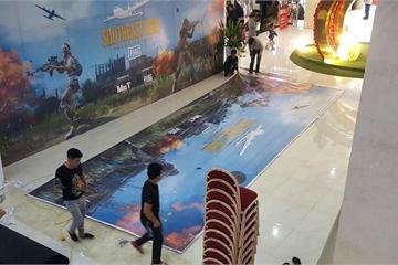 Giải game PUBG Đông Nam Á trái phép tại Hà Nội bị dừng tổ chức