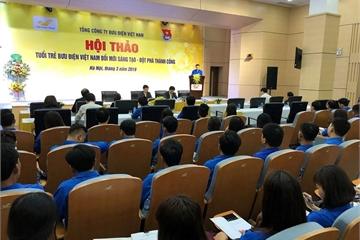 """Tuổi trẻ Bưu điện Việt Nam """"nhập cuộc"""" chuyển đổi số"""