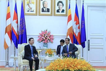 Việt Nam hỗ trợ xây dựng Trung tâm Giám sát An toàn thông tin mạng quốc gia cho Campuchia
