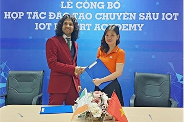 FPT hợp tác cùng Jetking Ấn Độ đào tạo chuyên sâu về IoT tại Việt Nam