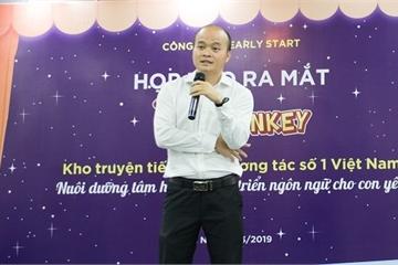 """CEO Monkey Junior: """"Phát triển giáo dục trực tuyến còn nhiều rào cản, thiếu hành lang pháp lý"""""""